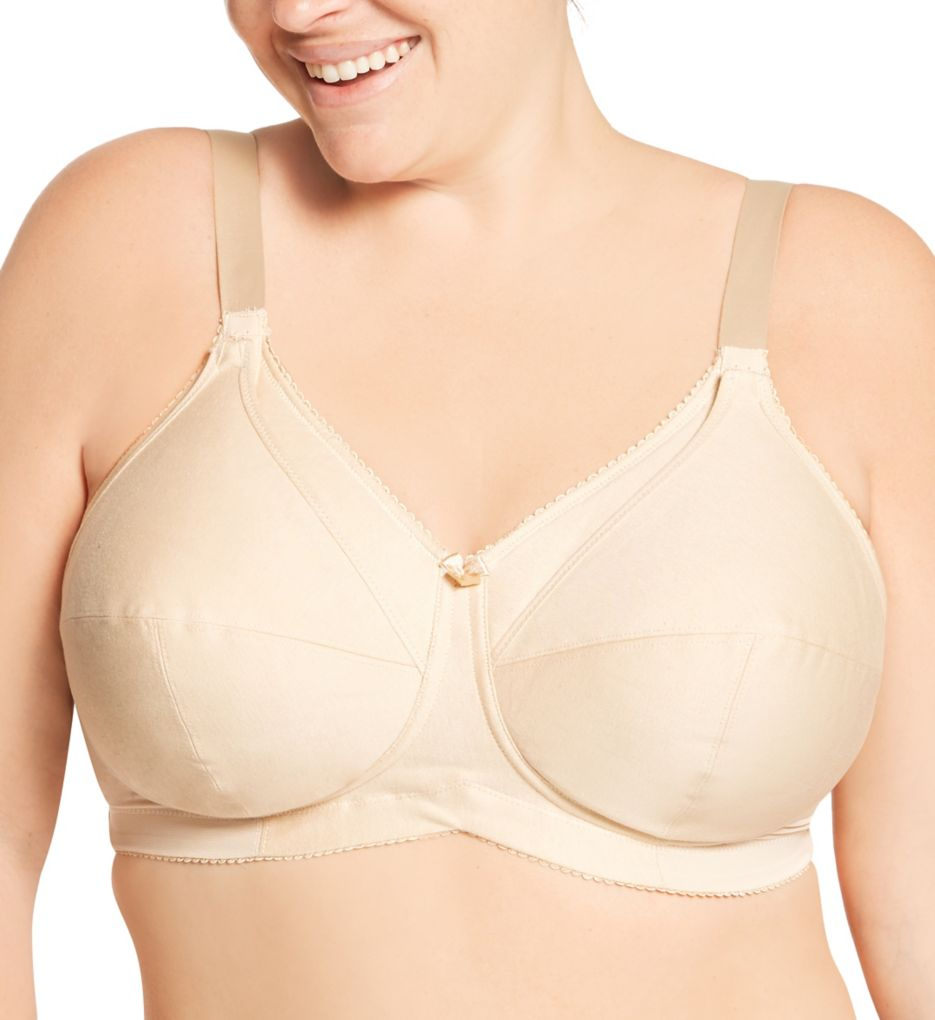 Elila Cotton Cup Wire Free Nursing Bra
