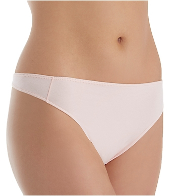 Elita The Essentials Cotton Mid Rise Thong