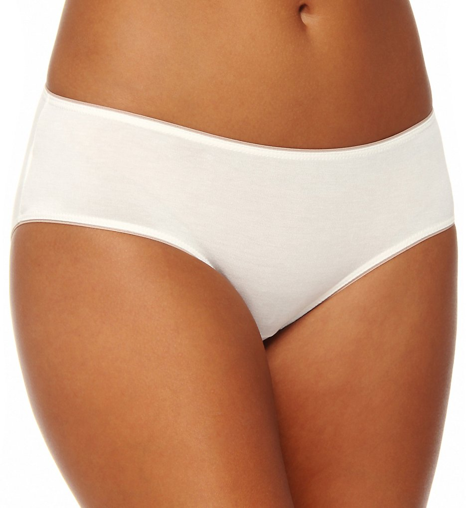 Elita - Elita 3620 The Naturals Hipster Panty (Ivory S)