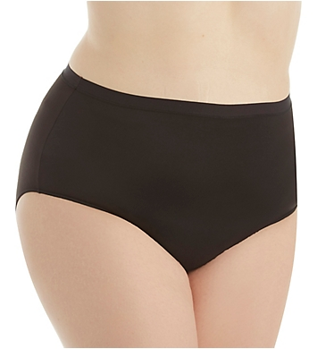 Elita Plus Size Microfiber Full Brief Panty