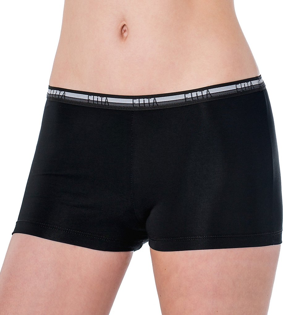 Elita 7016 Cotton Touch Boy Leg Brief Panty