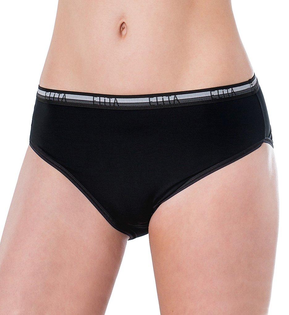Elita 7033 Cotton Touch Hi Cut Bikini Panty