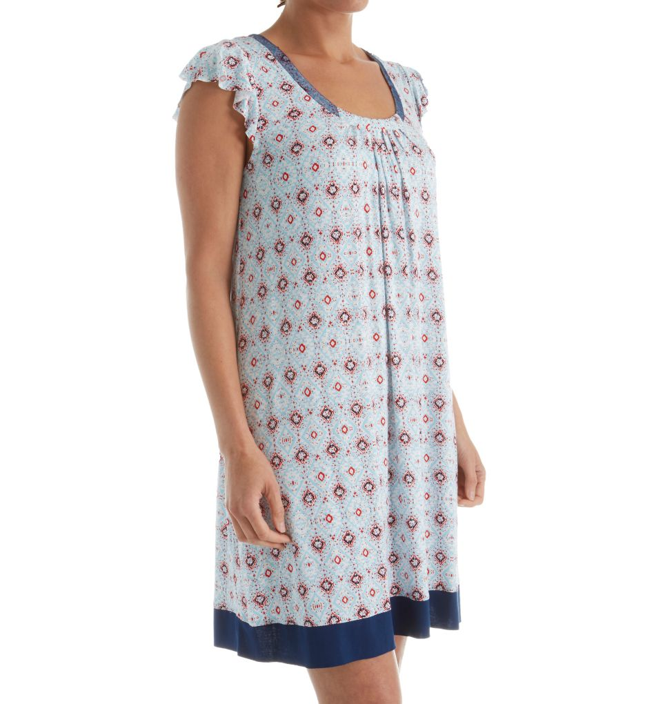 Ellen Tracy Mountain Short Chemise