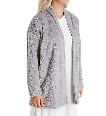 Ellen Tracy Shaggy Chenille Bed Jacket