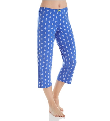 Ellen Tracy Summer Cropped Pant