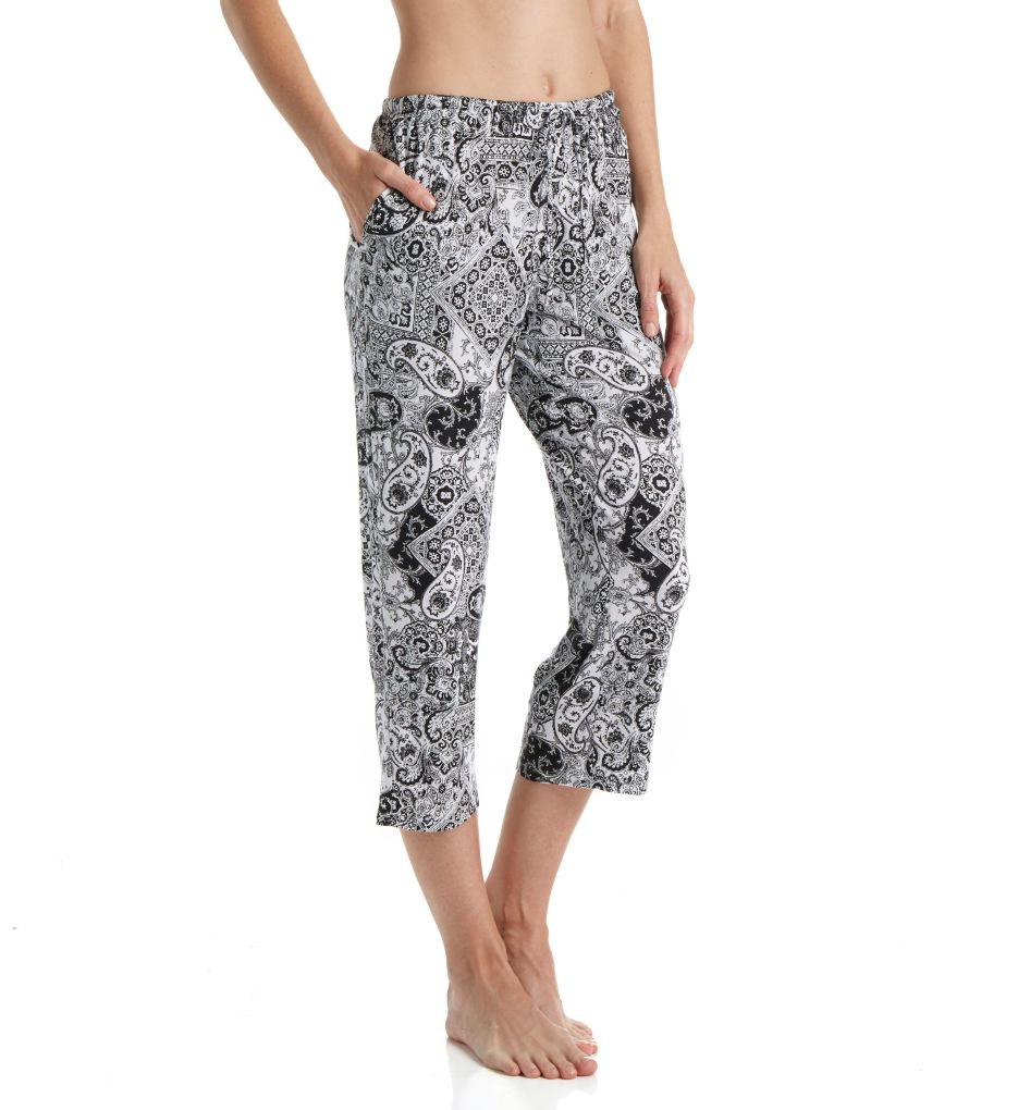 Ellen Tracy Yours to Love Cropped Pant