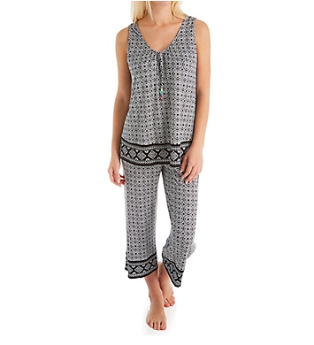 Ellen Tracy Medallion PJ Set