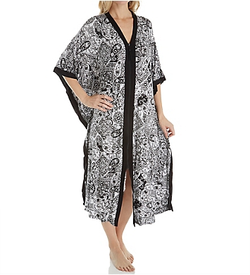 Ellen Tracy Yours to Love Long Caftan