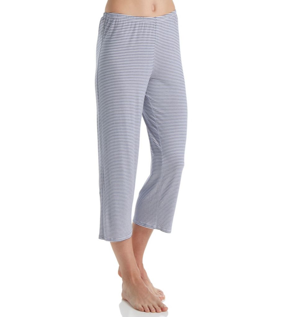 Ellen Tracy Hot in Havana Cropped Pant