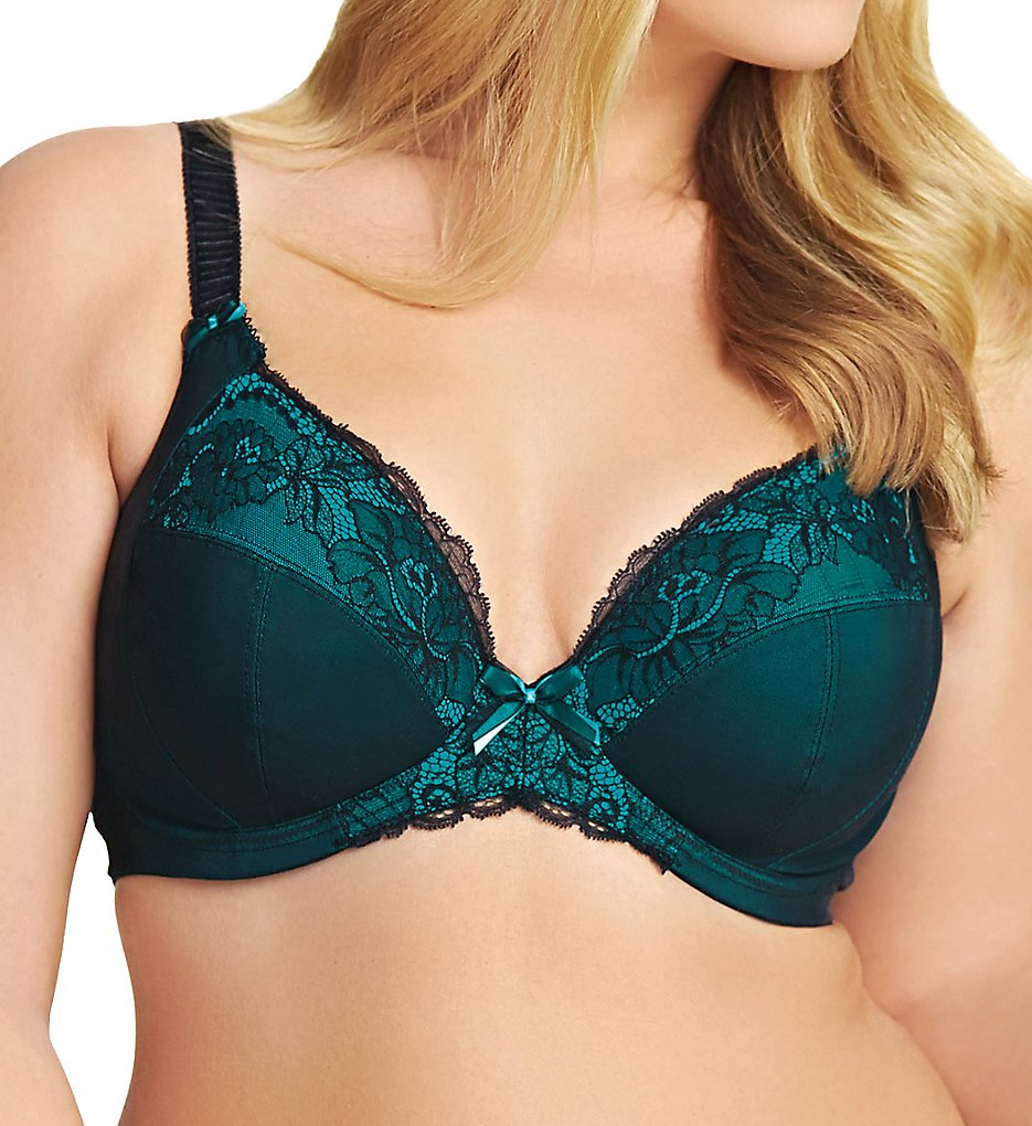 Elomi EL4061 Anushka Underwire Plunge Bra with Stretch Cup