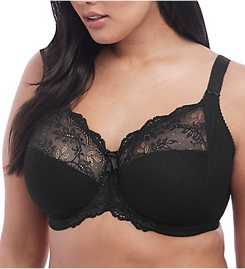 Elomi Meredith Underwire Banded Stretch Cup Bra