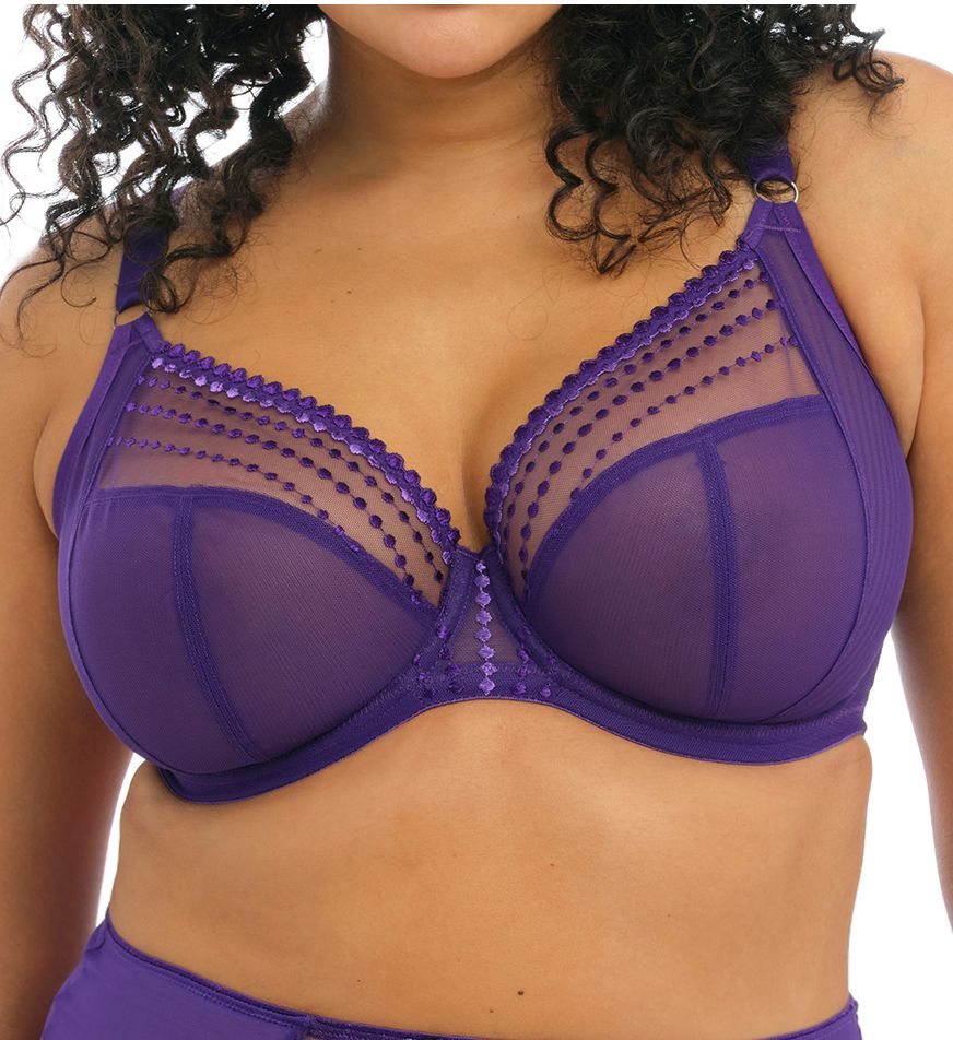 Elomi Matilda Underwire Plunge Bra
