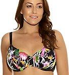 Kariba Gathered Bikini Swim Top