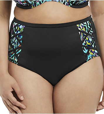Elomi Tribal Instinct Classic Brief Swim Bottom