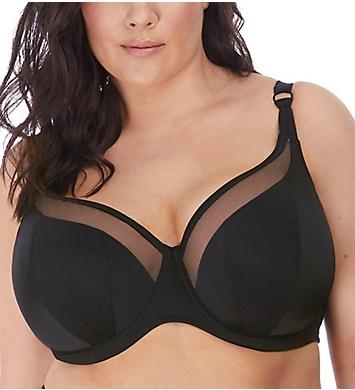Elomi Magnetic Underwire Sweetheart Bikini Swim Top