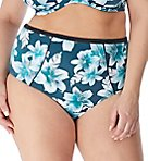 Island Lily Brief Swim Bottom