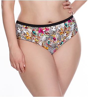 Elomi Fly Free Mid Rise Brief Swim Bottom