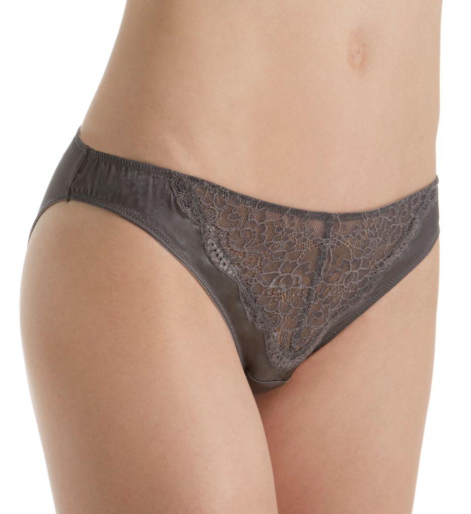 else Lingerie Signature Silk & Lace Bikini Brief Panty