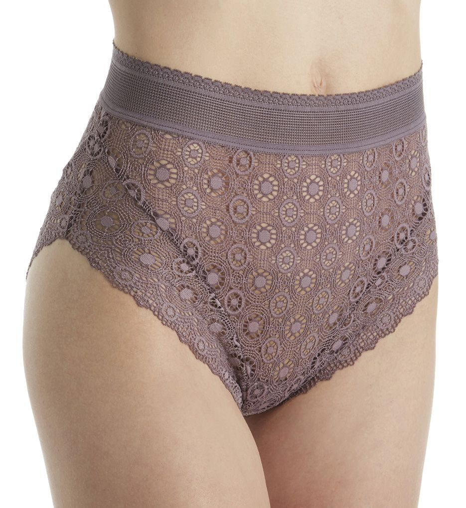 else Lingerie Coachella Lace High Waist Brief Panty