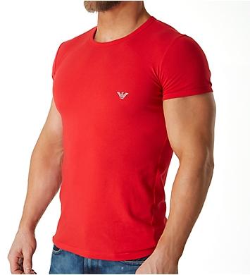 Emporio Armani Athletics Big Eagle Crew Neck T-Shirt