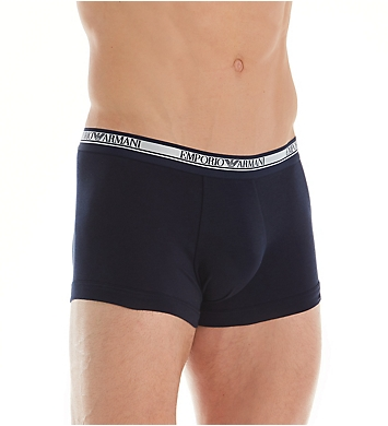 Emporio Armani Holiday Cotton Stretch Trunk - 2 Pack