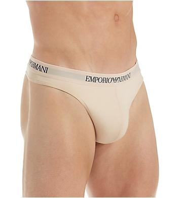 Emporio Armani Microfiber Thong