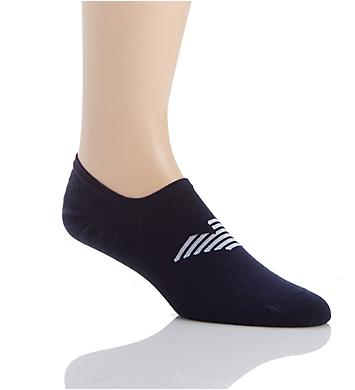 Emporio Armani Bold Eagle Invisible Sock
