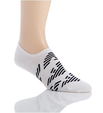 Emporio Armani Allover Eagle No Show Sock