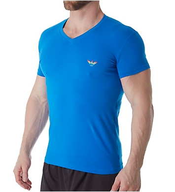 Emporio Armani Big Eagle Slim Fit T-Shirt