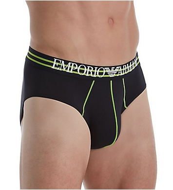 Emporio Armani Training Quick Dry Logo Brief
