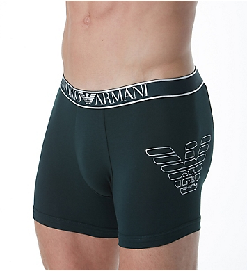 Emporio Armani Big Eagle Cotton Stretch Boxer Brief