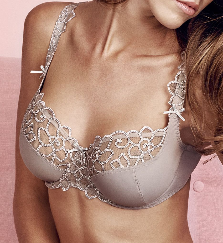 Empreinte Elsa Low Neck Underwire Bra