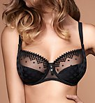Jazz Underwire Low Necked Bra