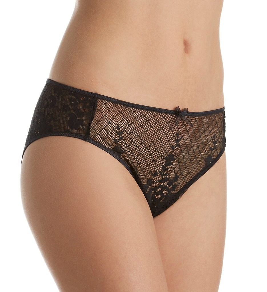 Empreinte - Empreinte 1386 Melody Brief Panty (Black 3X)