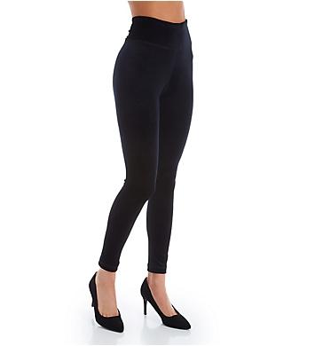 EuroSkins High Waist Velvet Leggings
