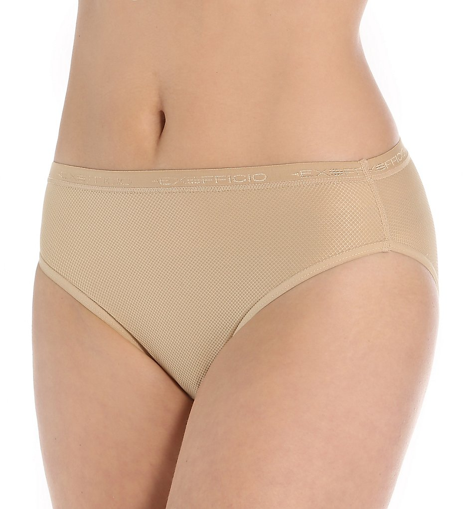 Ex Officio - Ex Officio 2185 Give-N-Go Bikini Brief Panty (Nude S)