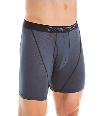 Ex Officio Give-N-Go Mesh 6 Inch Boxer Briefs - 2 Pack