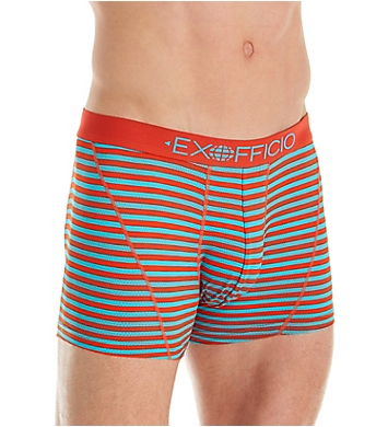 Ex Officio Give-N-Go Sport Mesh 3 Inch Flyless Boxer Brief