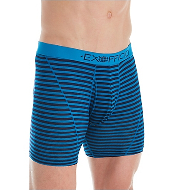 Ex Officio Give-N-Go Mesh 6 Inch Boxer Brief