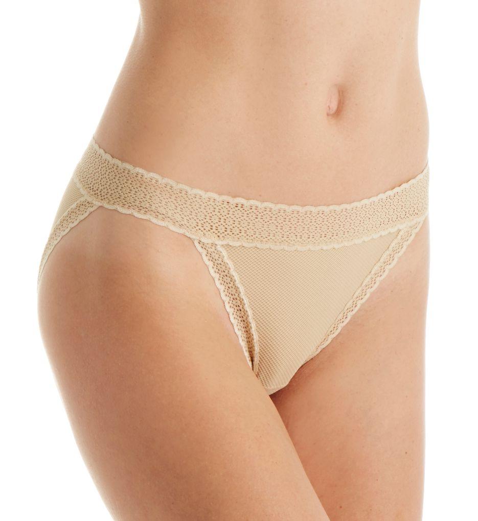 Ex Officio Give-N-Go Lacy Low Rise Bikini Panty