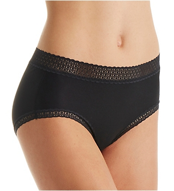 Ex Officio Give-N-Go Lacy Full Cut Brief Panty