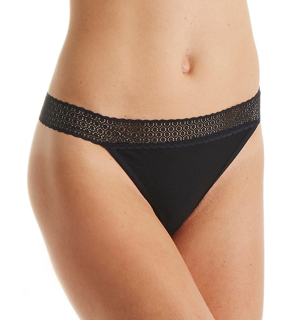 Ex Officio 2653 Give-N-Go Lacy Thong Panty