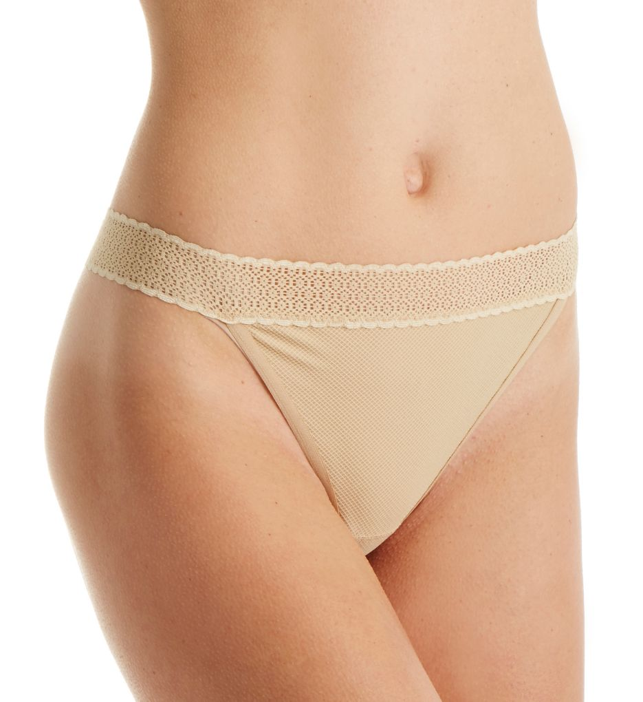 Ex Officio Give-N-Go Lacy Thong Panty