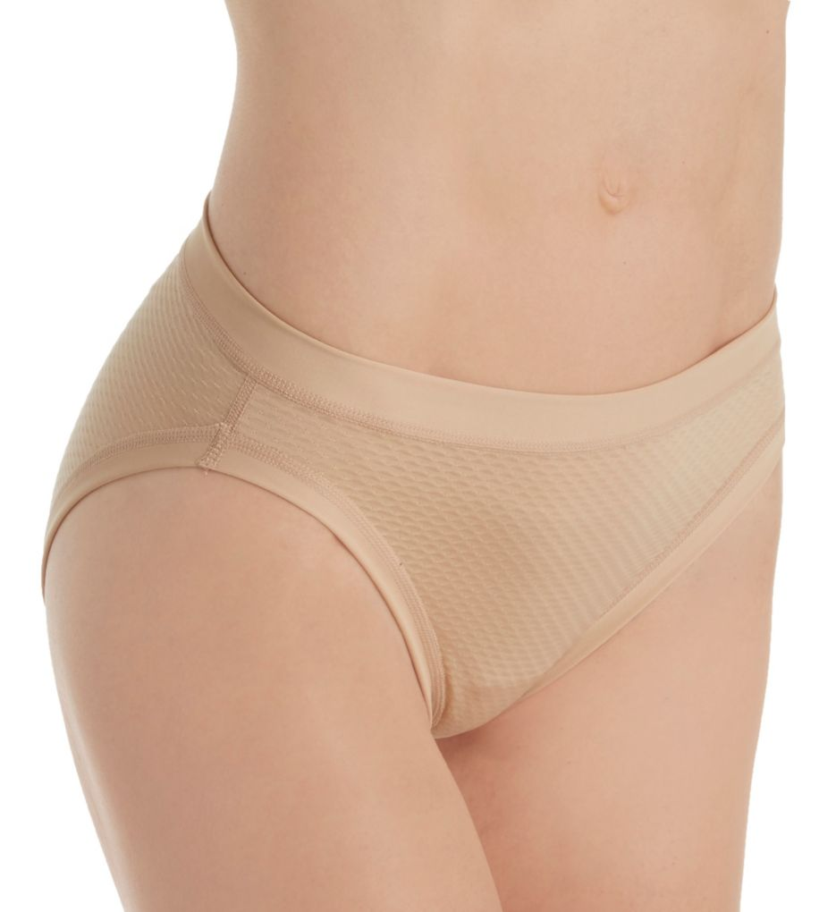 Ex Officio Give-N-Go Sport Mesh Hi Cut Brief Panty