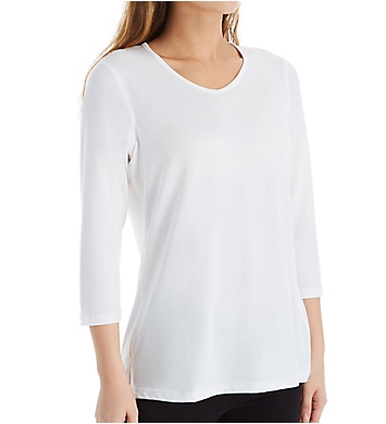 Ex Officio Wanderlux 3/4 Sleeve V-Neck Tee