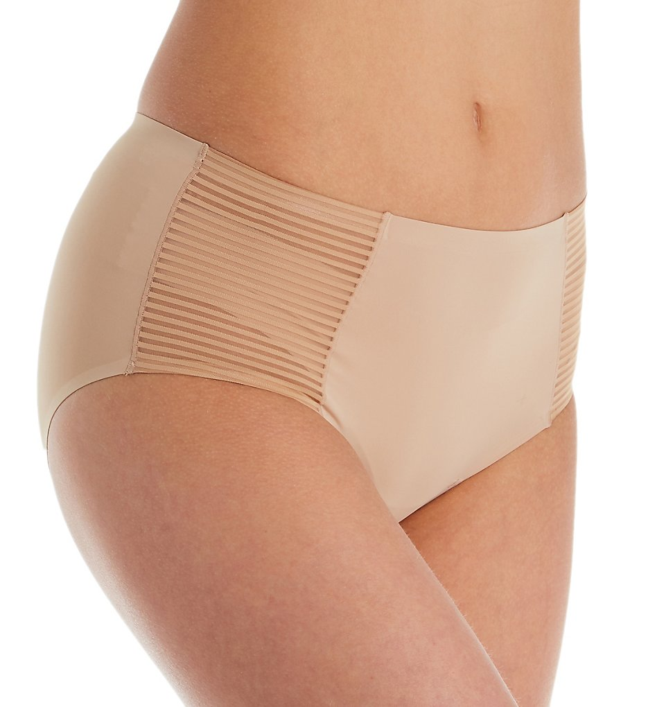 Ex Officio - Ex Officio 3383 Modern Brief Panty (Buff XS)