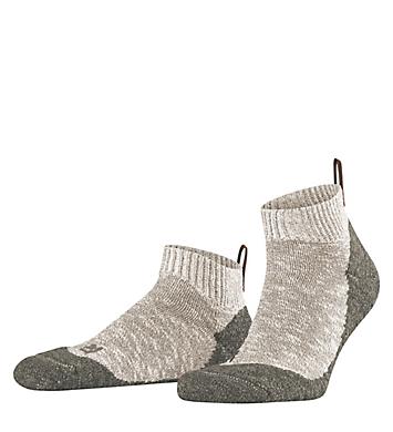 Falke Lodge Homepad Slipper Sock w/ Anti Slip Sole