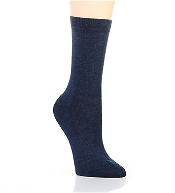 Falke Family Stretch Cotton Crew Socks