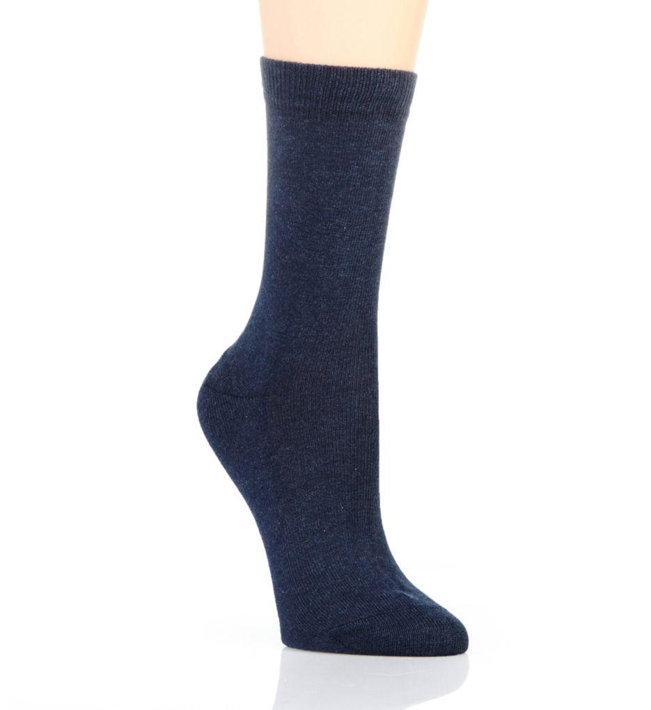 Falke Family Stretch Cotton Crew Socks