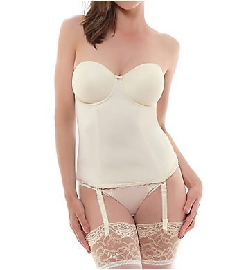 Fantasie Ella Moulded Longline Basque Underwire Bra